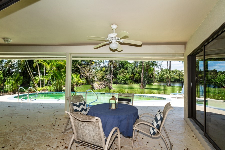 Real Estate Photography - 570 Bald Eagle Drive, Naples, FL, 34105 - Lanai