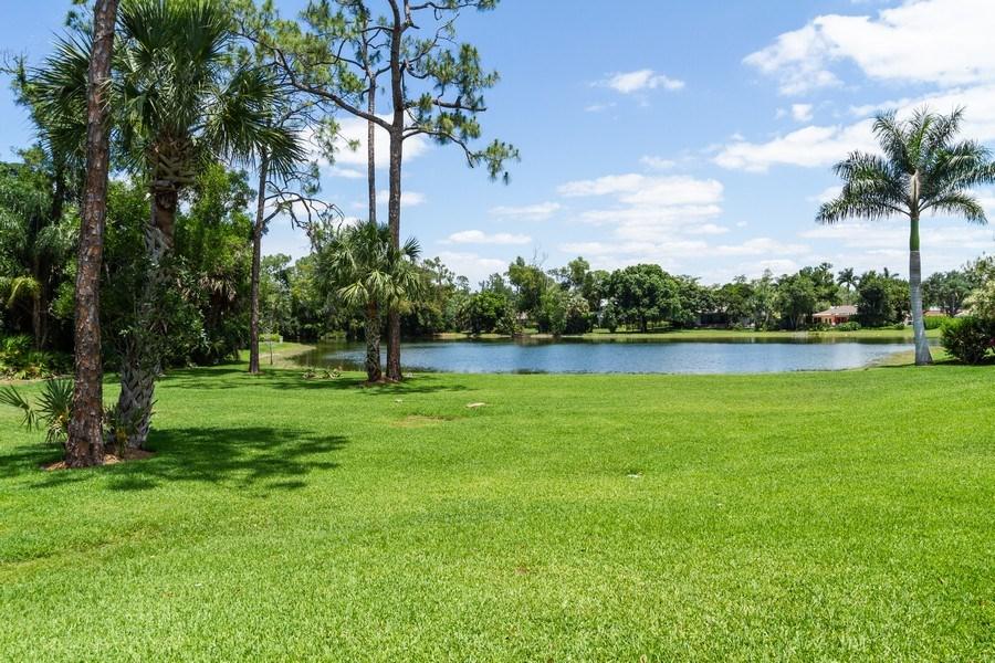 Real Estate Photography - 570 Bald Eagle Drive, Naples, FL, 34105 - Lake View