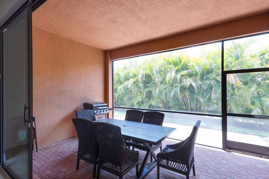 Real Estate Photography - 13541 Coronado Dr., Naples, FL, 34109 - Patio