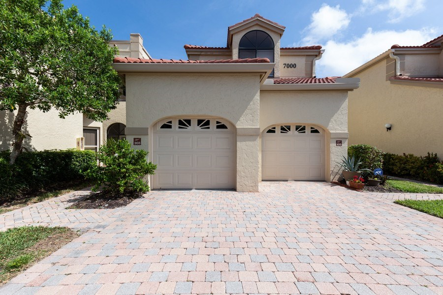 Real Estate Photography - 7000 Pelican Day Blvd, Unit A203, Naples, FL, 34108 - Front View