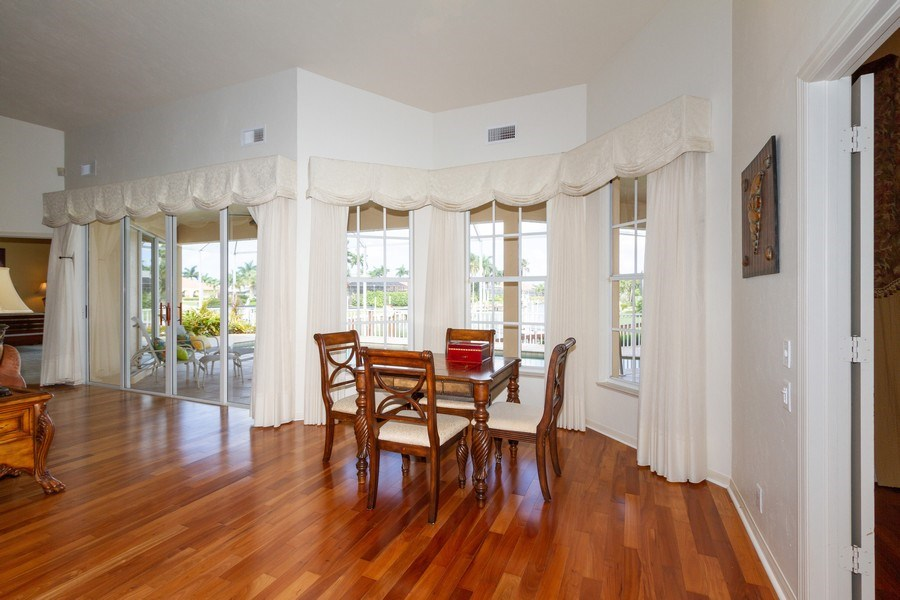Real Estate Photography - 1770 Barbados Avenue, Marco Island, FL, 34145 - Living Room