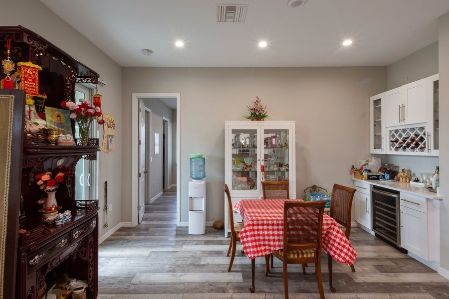 Real Estate Photography - 27101 Morgan Rd, Bonita Springs, FL, 34135 - Dining Area