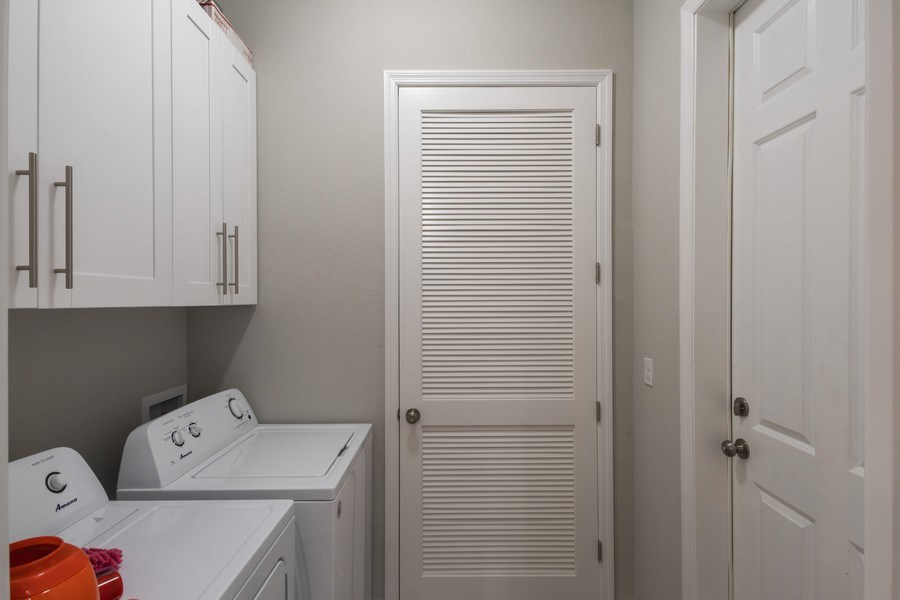 Real Estate Photography - 27101 Morgan Rd, Bonita Springs, FL, 34135 - Laundry Room