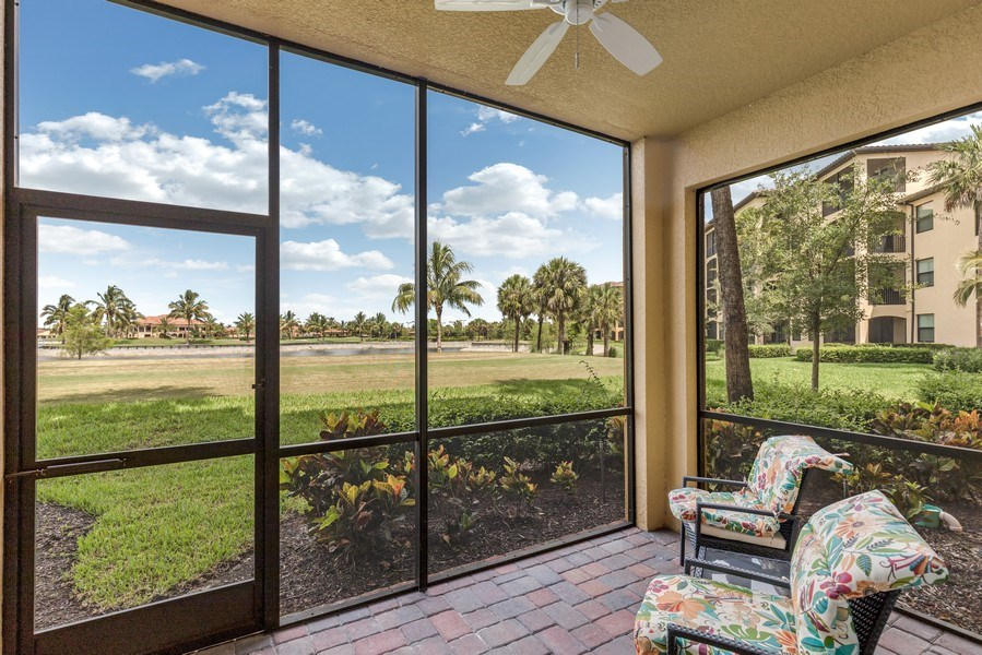 Real Estate Photography - 17941 BONITA NATIONAL BLVD 316, BONITA SPRINGS,, FL, 34135 - View