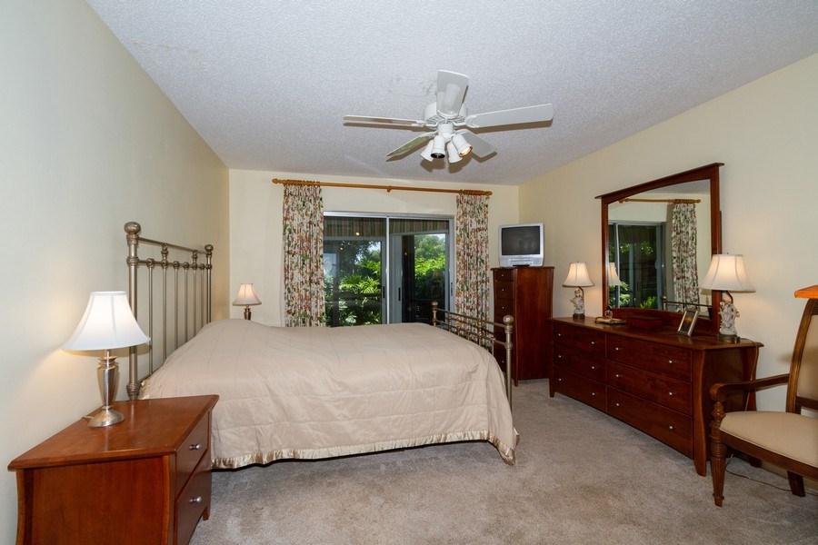 Real Estate Photography - 3200 Binnacle Drive F-2, Naples, FL, 34103 - Master Bedroom