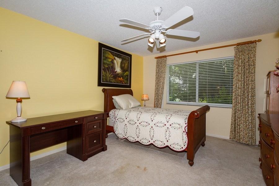 Real Estate Photography - 3200 Binnacle Drive F-2, Naples, FL, 34103 - Bedroom
