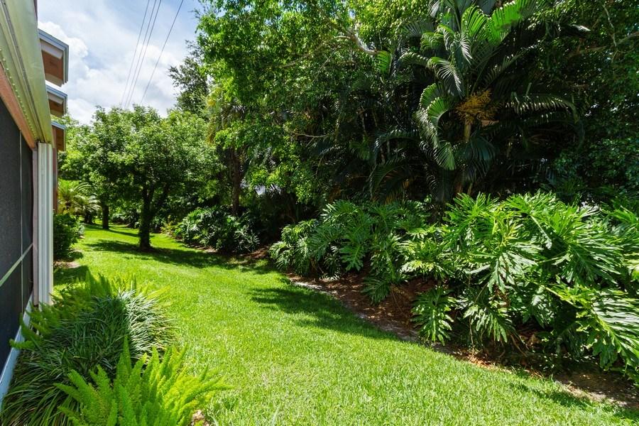Real Estate Photography - 3200 Binnacle Drive F-2, Naples, FL, 34103 - Back Yard