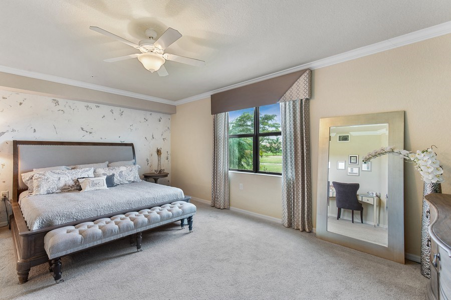 Real Estate Photography - 28550 Carlow Ct 504, Bonita Springs, FL, 34135 - Master Bedroom