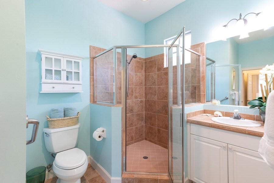 Real Estate Photography - 26916 Wyndhurst Ct. #201, Bonita Springs, FL, 34134 - 3rd Bathroom