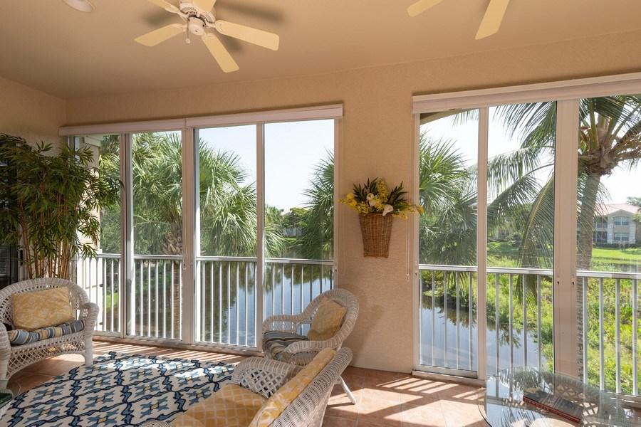 Real Estate Photography - 26916 Wyndhurst Ct. #201, Bonita Springs, FL, 34134 - View