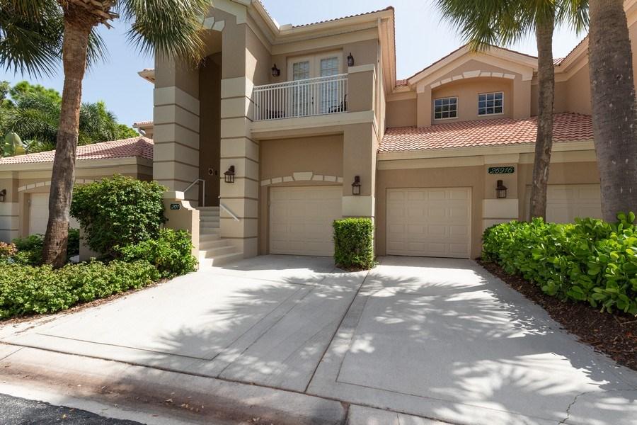 Real Estate Photography - 26916 Wyndhurst Ct. #201, Bonita Springs, FL, 34134 - Front View