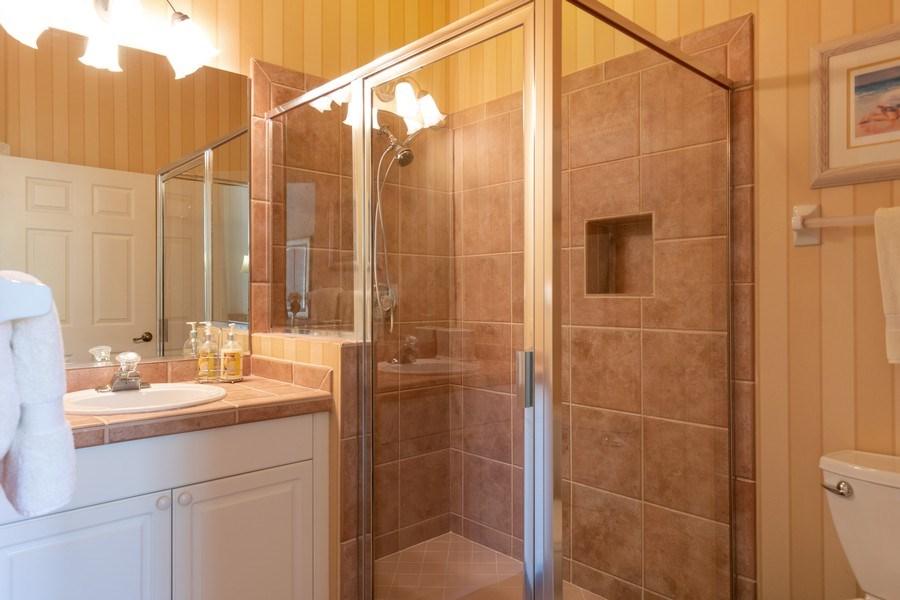 Real Estate Photography - 26916 Wyndhurst Ct. #201, Bonita Springs, FL, 34134 - 2nd Bathroom