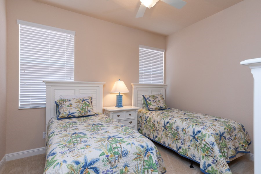 Real Estate Photography - 7856 Martino Circle, Naples, FL, 34112 - 5th Bedroom