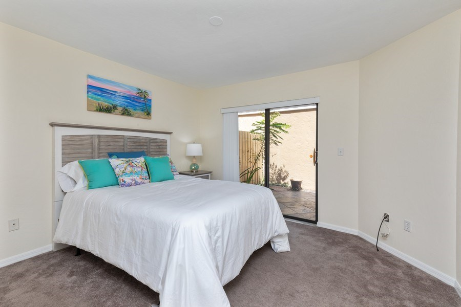 Real Estate Photography - 833 Reef Point Circle, Naples, FL, 34108 - 2nd Bedroom