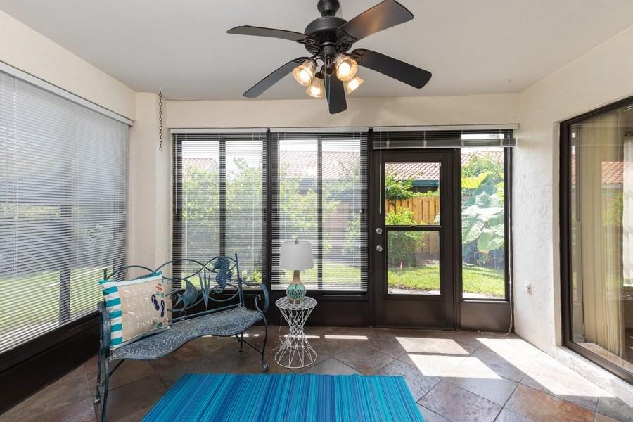 Real Estate Photography - 833 Reef Point Circle, Naples, FL, 34108 - Lanai