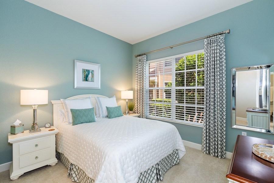 Real Estate Photography - 23751 Merano Ct, Unit 101, Bonita Springs, FL, 34134 - 3rd Bedroom