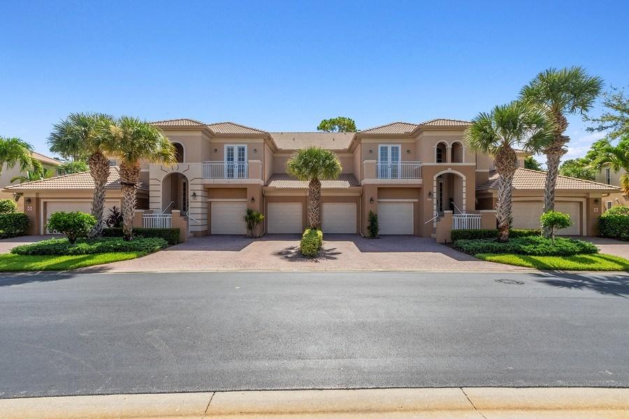 Real Estate Photography - 23751 Merano Ct, Unit 101, Bonita Springs, FL, 34134 - Front View