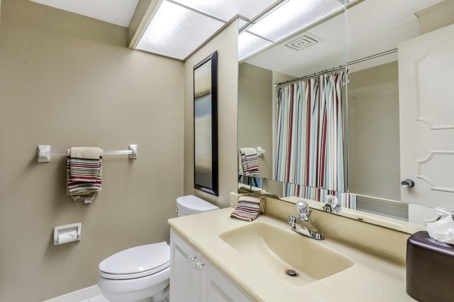 Real Estate Photography - 4031 Gulf Shore Blvd, N PH2D, Naples, FL, 34103 - 3rd Bathroom