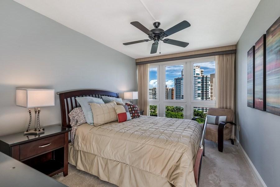Real Estate Photography - 4031 Gulf Shore Blvd, N PH2D, Naples, FL, 34103 - 3rd Bedroom