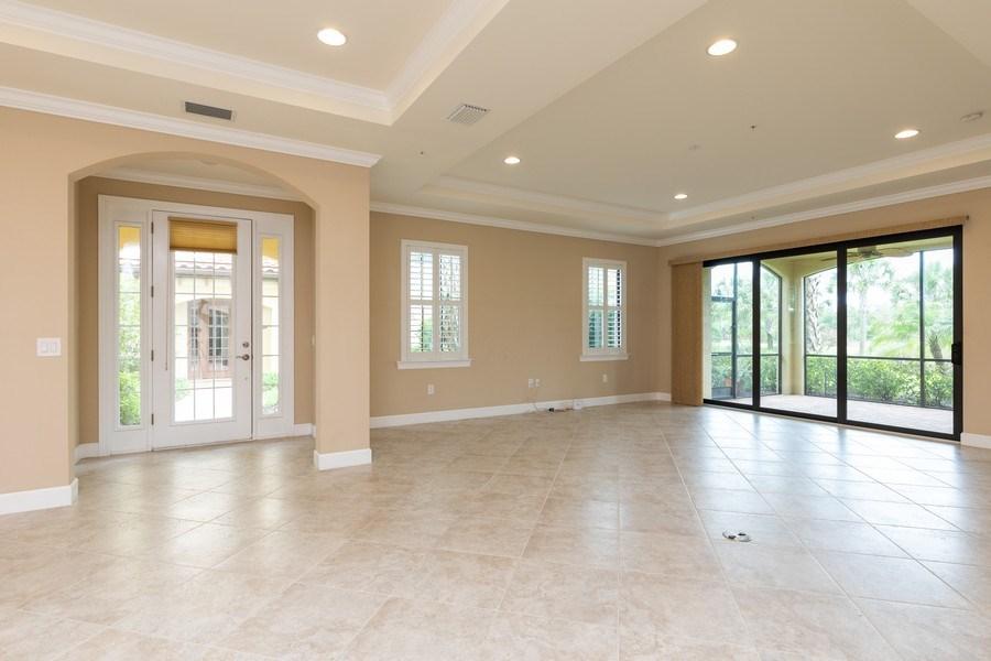 Real Estate Photography - 4600 Colony Villa, Unit 1301, Bonita Springs, FL, 34135 - Great room