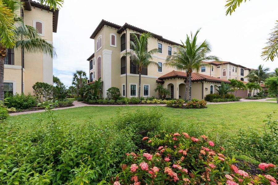 Real Estate Photography - 4600 Colony Villa, Unit 1301, Bonita Springs, FL, 34135 - Front View