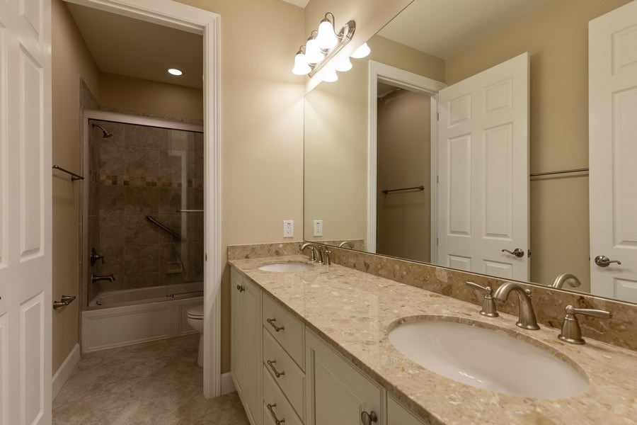 Real Estate Photography - 4600 Colony Villa, Unit 1301, Bonita Springs, FL, 34135 - 2nd Bathroom