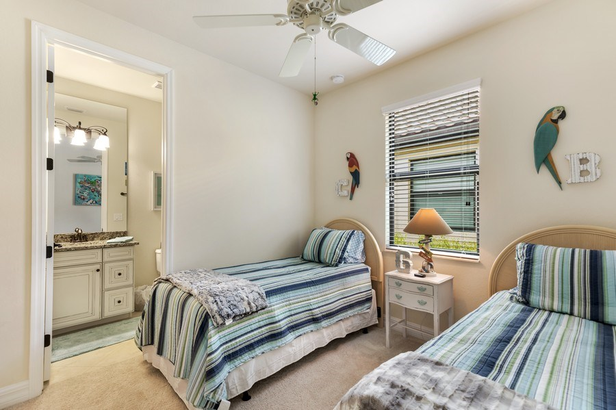 Real Estate Photography - 28537 Westmeath ct, Bonita Springs, FL, 34235 - 2nd Bedroom