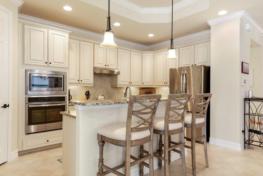 Real Estate Photography - 28537 Westmeath ct, Bonita Springs, FL, 34235 - Kitchen