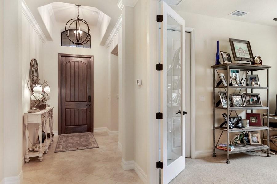Real Estate Photography - 28537 Westmeath ct, Bonita Springs, FL, 34235 - Foyer