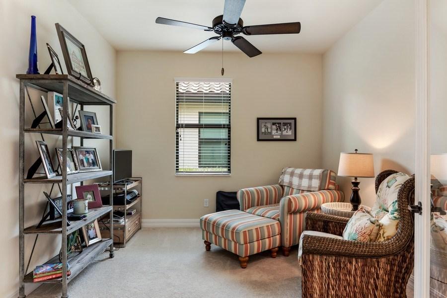 Real Estate Photography - 28537 Westmeath ct, Bonita Springs, FL, 34235 - Den