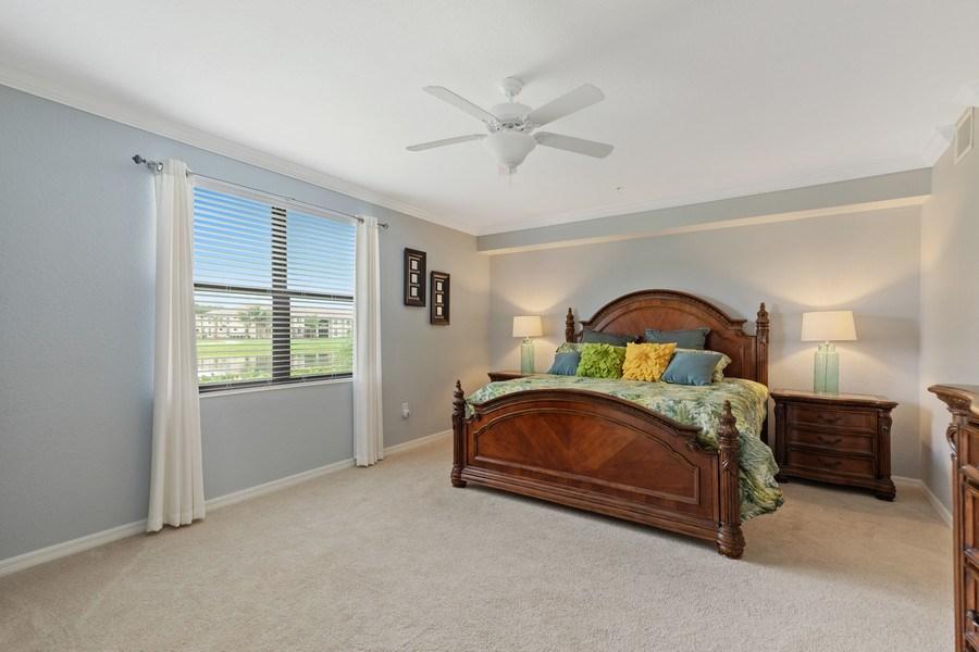 Real Estate Photography - 28021 Cookstown Ct, Unit 3601, Bonita Springs, FL, 34135 - Master Bedroom
