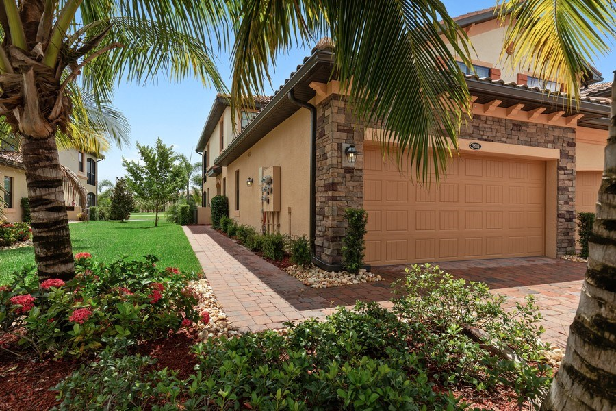 Real Estate Photography - 28021 Cookstown Ct, Unit 3601, Bonita Springs, FL, 34135 - Front View