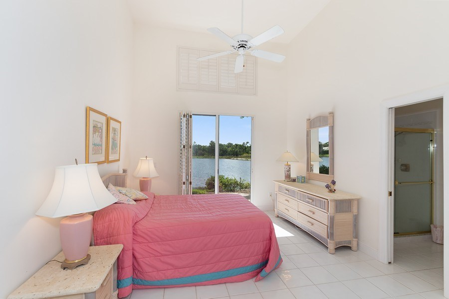 Real Estate Photography - 4240 Sanctuary Way, Bonita Springs, FL, 34134 - 2nd Bedroom