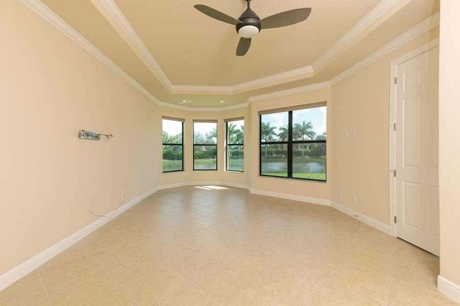 Real Estate Photography - 23472 SANABRIA LOOP, BONITA SPRINGS, FL, 34135 - Master Bedroom