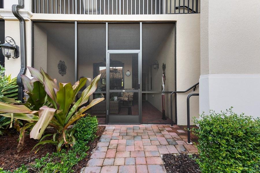 Real Estate Photography - 17970 BONITA NATIONAL BLVD, 1815, BONITA SPRINGS, FL, 34135 - Front View