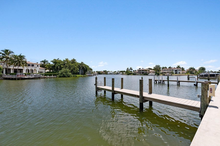Real Estate Photography - 1930 Gulf Shore Blvd N, B201, Naples, FL, 34102 - View