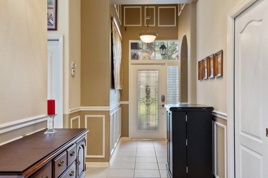 Real Estate Photography - 216 Glen Eagle Circle, Naples, FL, 34104 - Foyer