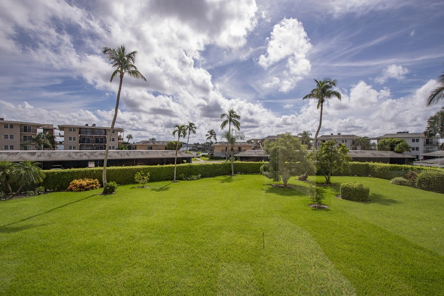 Real Estate Photography - 3410 Gulf Shore Blvd N, 202, Naples, FL, 34103 - View