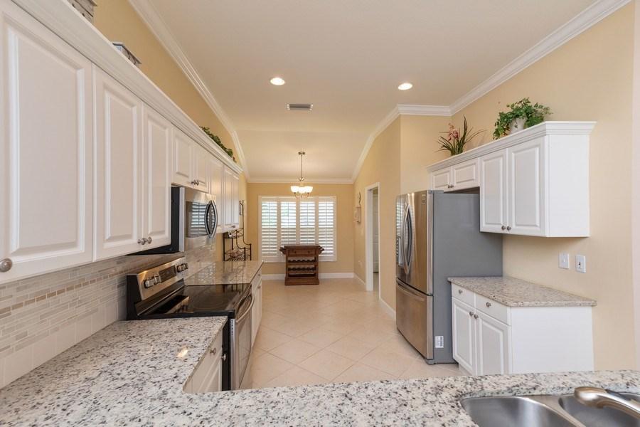 Real Estate Photography - 5892 Northridge Dr, Naples, FL, 34110 - Kitchen