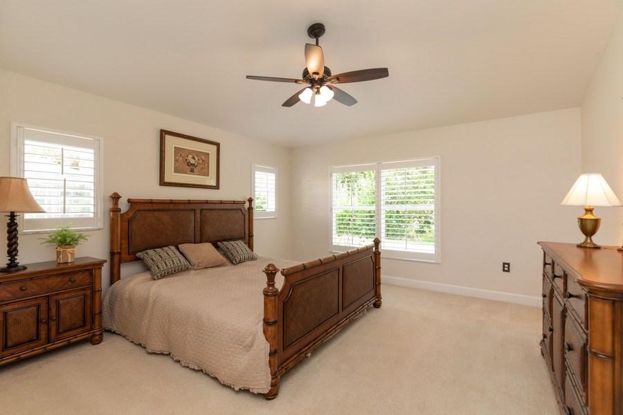 Real Estate Photography - 5892 Northridge Dr, Naples, FL, 34110 - Master Bedroom