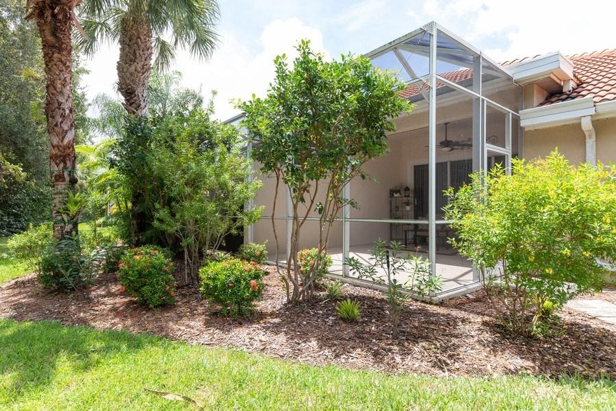 Real Estate Photography - 5892 Northridge Dr, Naples, FL, 34110 - Back Yard