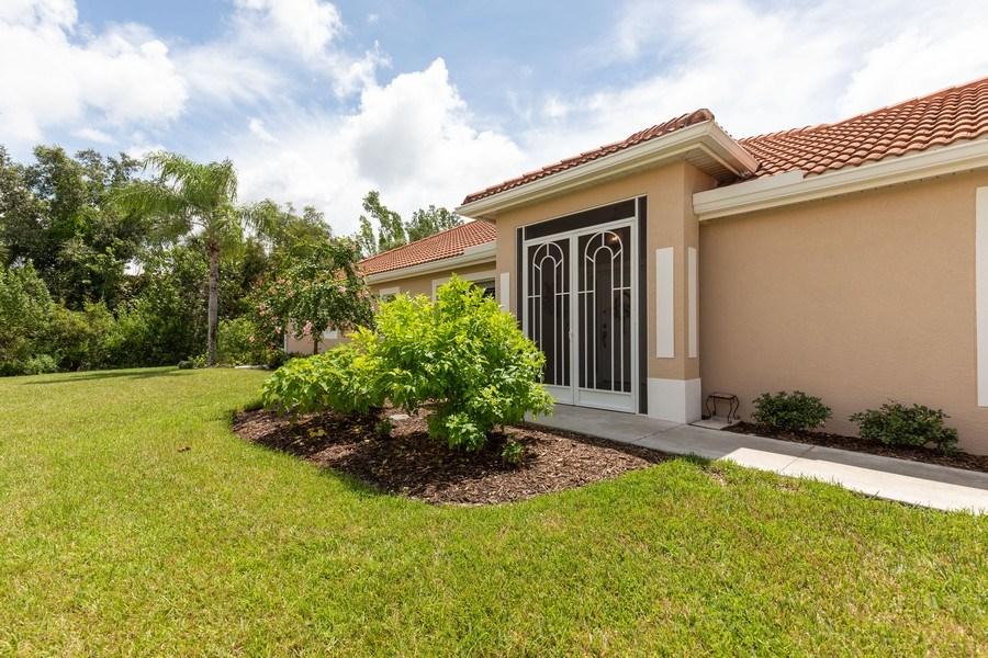 Real Estate Photography - 5892 Northridge Dr, Naples, FL, 34110 - Entrance