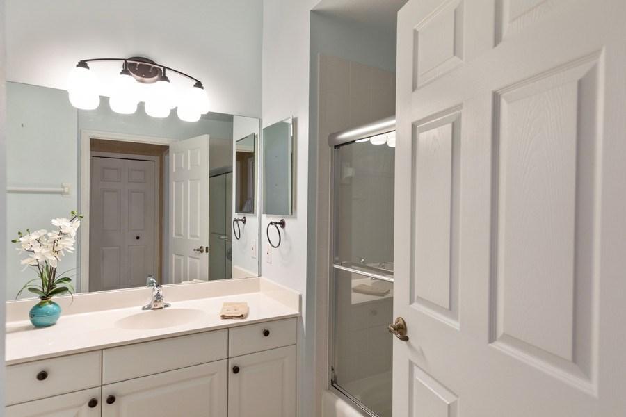 Real Estate Photography - 5892 Northridge Dr, Naples, FL, 34110 - 2nd Bathroom