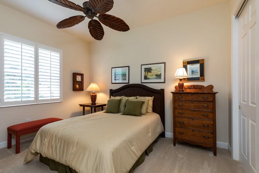 Real Estate Photography - 18240 Parkside Greens Drive, Ft Myers, FL, 33908 - 3rd Bedroom