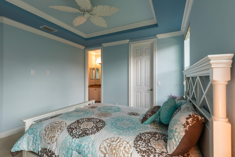 Real Estate Photography - 7786 Martino Circle, Naples, FL, 34112 - 4th Bedroom