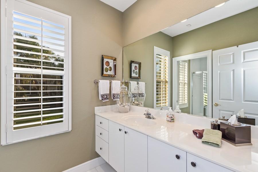 Real Estate Photography - 19583 Vintage Trace Cir, Estero, FL, 33967 - 3rd Bathroom