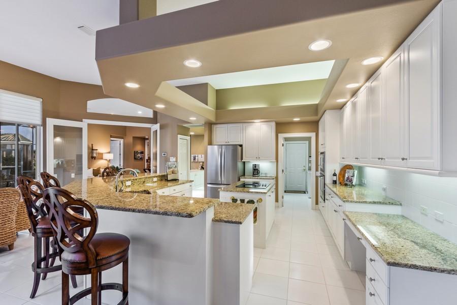 Real Estate Photography - 19583 Vintage Trace Cir, Estero, FL, 33967 - Kitchen