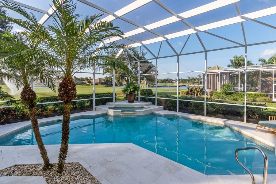 Real Estate Photography - 19583 Vintage Trace Cir, Estero, FL, 33967 - Pool