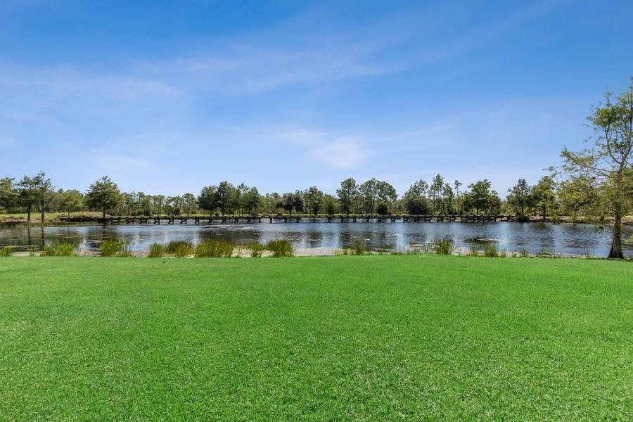 Real Estate Photography - 2768 Tiburon Blvd E, #302, Naples, FL, 34109 - Golf Course
