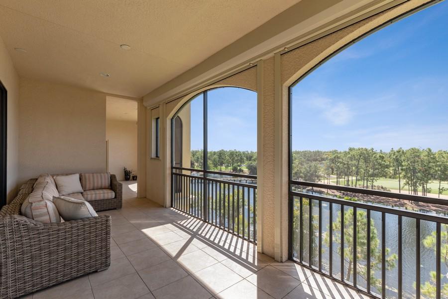 Real Estate Photography - 2768 Tiburon Blvd E, #302, Naples, FL, 34109 - View